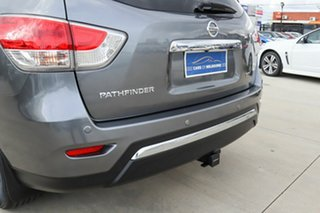 2015 Nissan Pathfinder R52 MY15 ST X-tronic 2WD Grey 1 Speed Constant Variable Wagon.
