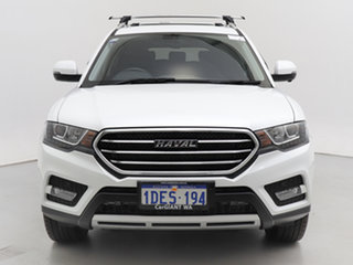 2020 Haval H6 MKY Lux White 6 Speed Auto Dual Clutch Wagon.
