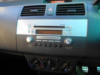 2006 Suzuki Swift RS416 Sport Black 5 Speed Manual Hatchback