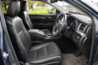 2017 Toyota Kluger GSU50R Grande 2WD Blue 8 Speed Sports Automatic Wagon