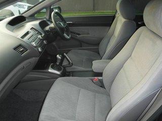 2010 Honda Civic 8th Gen VTi Limited Edition Grey 5 Speed Manual Sedan