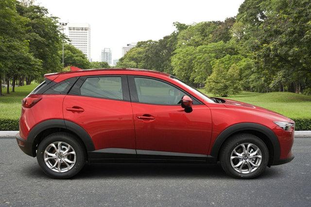 Demo Mazda CX-3 DK2W7A Maxx SKYACTIV-Drive FWD Sport Paradise, 2021 Mazda CX-3 DK2W7A Maxx SKYACTIV-Drive FWD Sport Soul Red 6 Speed Sports Automatic Wagon