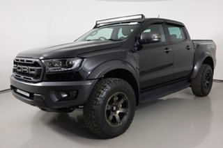 2018 Ford Ranger PX MkIII MY19 Raptor 2.0 (4x4) Black 10 Speed Automatic Double Cab Pick Up.