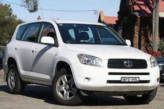 2008 Toyota RAV4 ACA33R CV (4x4) Glacier White 4 Speed Automatic Wagon.