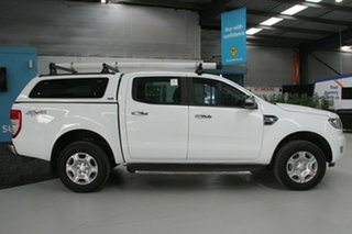 2017 Ford Ranger PX MkII MY17 XLT 3.2 (4x4) Frozen White 6 Speed Automatic Dual Cab Utility