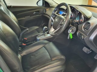 2011 Holden Cruze JH Series II MY11 CDX Green 6 Speed Sports Automatic Sedan.