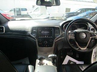 2014 Jeep Grand Cherokee WK MY15 Overland (4x4) White 8 Speed Automatic Wagon