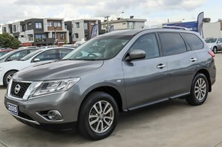 2015 Nissan Pathfinder R52 MY15 ST X-tronic 2WD Grey 1 Speed Constant Variable Wagon