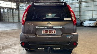 2010 Nissan X-Trail T31 MY10 ST Bronze 1 Speed Constant Variable Wagon