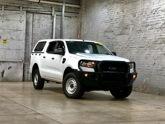 Used Ford Ranger PX MkII XL Mile End South, 2017 Ford Ranger PX MkII XL White 6 Speed Sports Automatic Utility