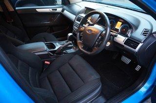 2009 Ford Falcon FG XR6 Nitro 6 Speed Sports Automatic Sedan