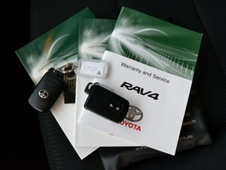 2014 Toyota RAV4 ALA49R MY14 GXL AWD Silver 6 Speed Sports Automatic Wagon