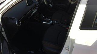 2021 Mazda 2 DJ2HAA G15 SKYACTIV-Drive Pure White Pearl 6 Speed Sports Automatic Hatchback