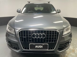2016 Audi Q5 8R MY17 TDI S Tronic Quattro Grey 7 Speed Sports Automatic Dual Clutch Wagon.