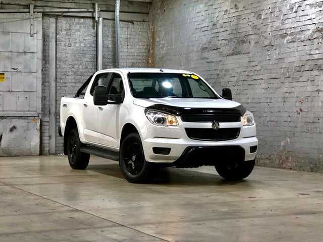 Used Holden Colorado RG MY16 LTZ Crew Cab Mile End South, 2016 Holden Colorado RG MY16 LTZ Crew Cab White 6 Speed Sports Automatic Utility