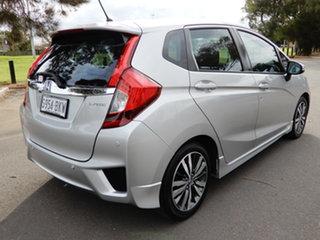 2016 Honda Jazz GF MY16 VTi-L Silver 1 Speed Constant Variable Hatchback