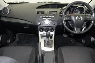 2010 Mazda 3 BL10F1 MY10 Neo Activematic Silver 5 Speed Sports Automatic Hatchback