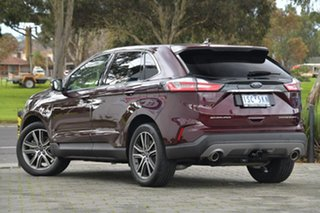 2019 Ford Endura CA 2019MY Titanium Maroon 8 Speed Sports Automatic Wagon.