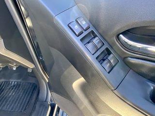 2015 Holden Colorado RG MY15 LTZ Crew Cab Black 6 Speed Manual Utility