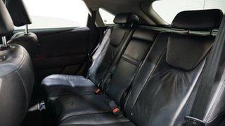 2009 Lexus RX GGL15R RX350 Prestige Blue 6 Speed Sports Automatic Wagon