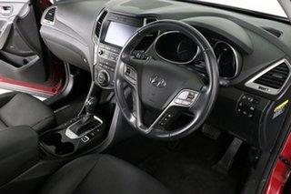 2017 Hyundai Santa Fe DM Series II (DM3)MY17 Highlander CRDi (4x4) Red 6 Speed Automatic Wagon