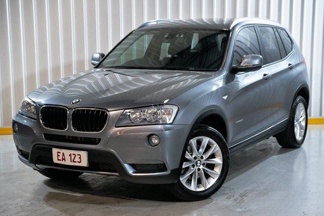 Used BMW X3 F25 MY1112 xDrive20d Steptronic Hendra, 2013 BMW X3 F25 MY1112 xDrive20d Steptronic Grey 8 Speed Automatic Wagon