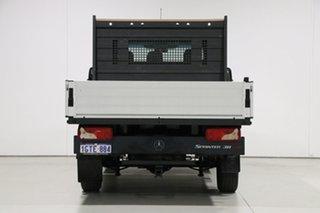 2007 Mercedes-Benz Sprinter 906 311CDI MWB Black 6 Speed Manual Cab Chassis