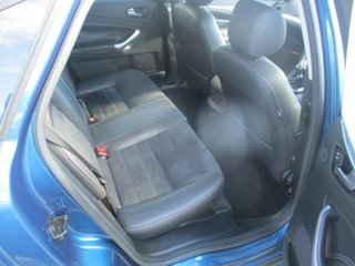 2007 Ford Mondeo MA XR5 Turbo Blue 6 Speed Manual Hatchback