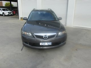 2006 Mazda 6 GG1032 Classic Grey 5 Speed Sports Automatic Hatchback.