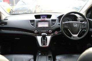 2013 Honda CR-V RM VTi-L 4WD Brown 5 Speed Automatic Wagon.