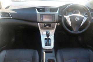 2013 Nissan Pulsar B17 TI Brilliant Silver Continuous Variable Sedan