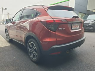 2021 Honda HR-V MY21 VTi-LX Red 1 Speed Constant Variable Hatchback