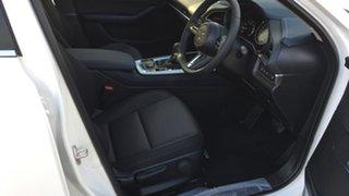 2021 Mazda CX-30 DM2W7A G20 SKYACTIV-Drive Evolve White Pearl 6 Speed Sports Automatic Wagon