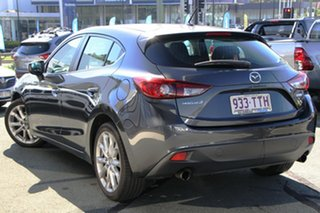 2013 Mazda 3 BL10L2 MY13 SP25 Activematic Grey 5 Speed Sports Automatic Hatchback.