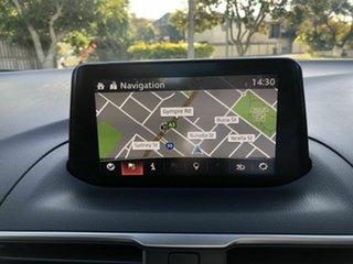 2018 Mazda 3 BN5278 Maxx SKYACTIV-Drive Sport Silver 6 Speed Sports Automatic Sedan