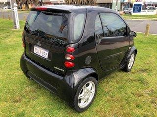 2003 Smart City-Coupe C450 Pulse Black 6 Speed Seq Manual Auto-Clutch Coupe.