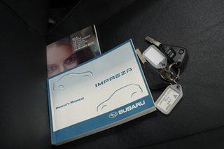 2011 Subaru Impreza G3 MY11 R AWD Special Edition Dark Grey 4 Speed Sports Automatic Hatchback
