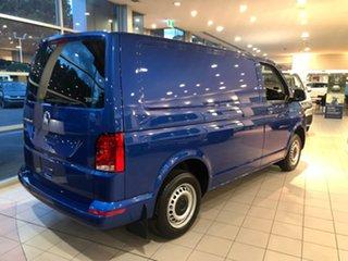 2021 Volkswagen Transporter T6.1 MY21 TDI340 SWB DSG Blue 7 Speed Sports Automatic Dual Clutch Van.