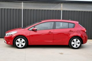 2016 Kia Cerato YD MY16 S Red 6 Speed Sports Automatic Hatchback