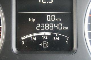 2012 Volkswagen Amarok 2H MY12.5 TDI400 Ultimate (4x4) Black 6 Speed Manual Dual Cab Utility