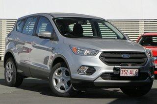 2016 Ford Escape ZG Ambiente Silver 6 Speed Sports Automatic SUV.