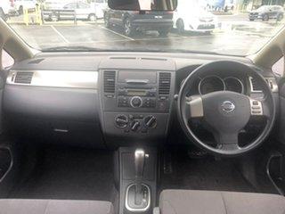 2008 Nissan Tiida C11 MY07 ST-L 4 Speed Automatic Sedan