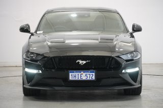 2018 Ford Mustang FN 2019MY GT Black 10 Speed Sports Automatic Fastback.