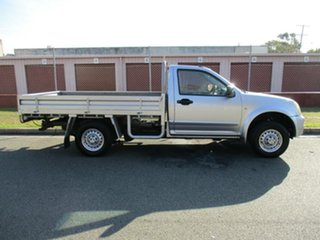 2006 Holden Rodeo RA MY06 LX 4x2 Silver 5 Speed Manual Cab Chassis.