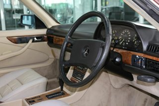 1985 Mercedes-Benz 380SEC C126 Maroon 4 Speed Automatic Coupe.