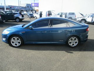 2007 Ford Mondeo MA XR5 Turbo Blue 6 Speed Manual Hatchback.