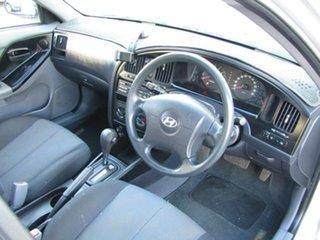 2006 Hyundai Elantra XD MY05 Adventurine Silver 4 Speed Automatic Hatchback