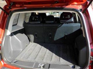2010 Jeep Patriot MK MY2010 Sport Red 5 Speed Manual Wagon
