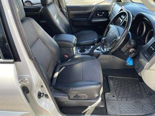 2016 Mitsubishi Pajero NX MY16 GLS 5 Speed Sports Automatic Wagon