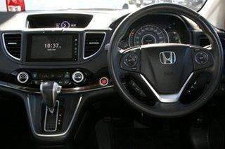 2017 Honda CR-V RM Series II MY17 VTi Silver 5 Speed Automatic Wagon